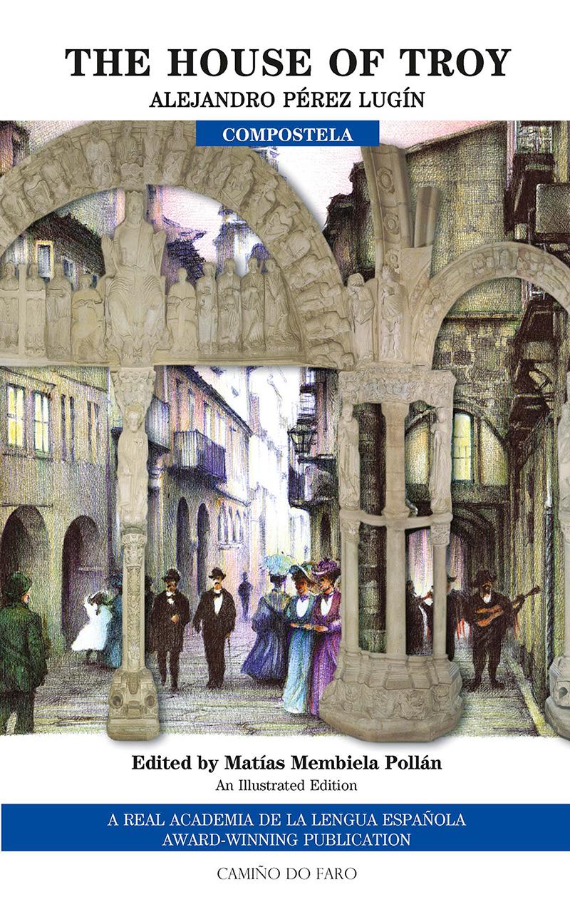 Presentaci n del libro the house of troy en santiago de compostela - La casa del libro santiago de compostela ...